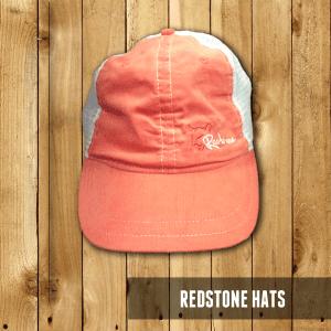 Redstone Hat (Salmon)