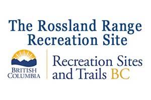 Rossland Range Recreation Site & Hiking